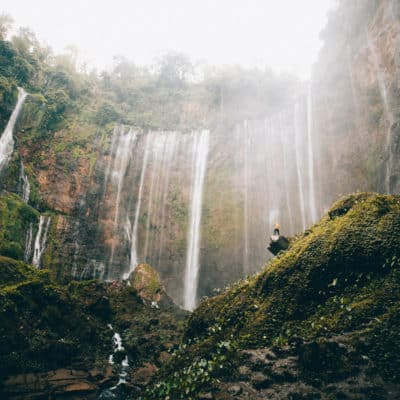 Exactly How To Get To Tumpak Sewu Waterfall in East Java (Photos, Maps and Essential Tips)