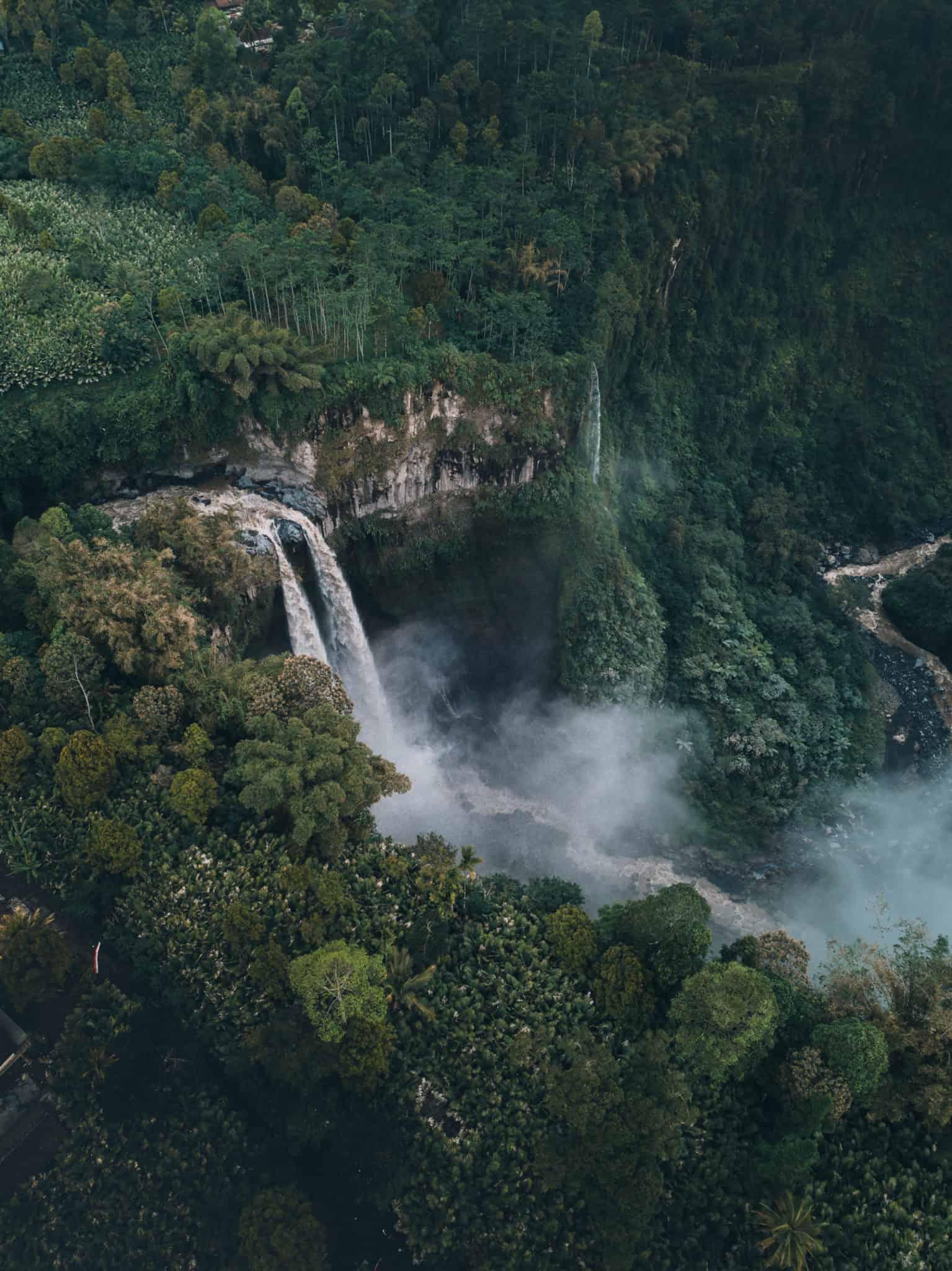 Coban Sriti - East Java Waterfalls - By @joeadimara_