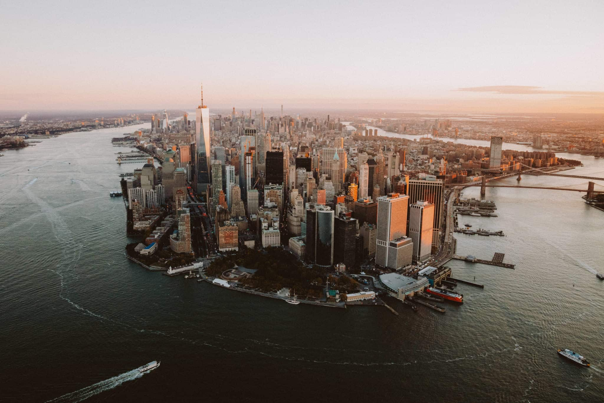 FlyNYON scenic helicopter ride over lower Manhattan - TheMandagies.com