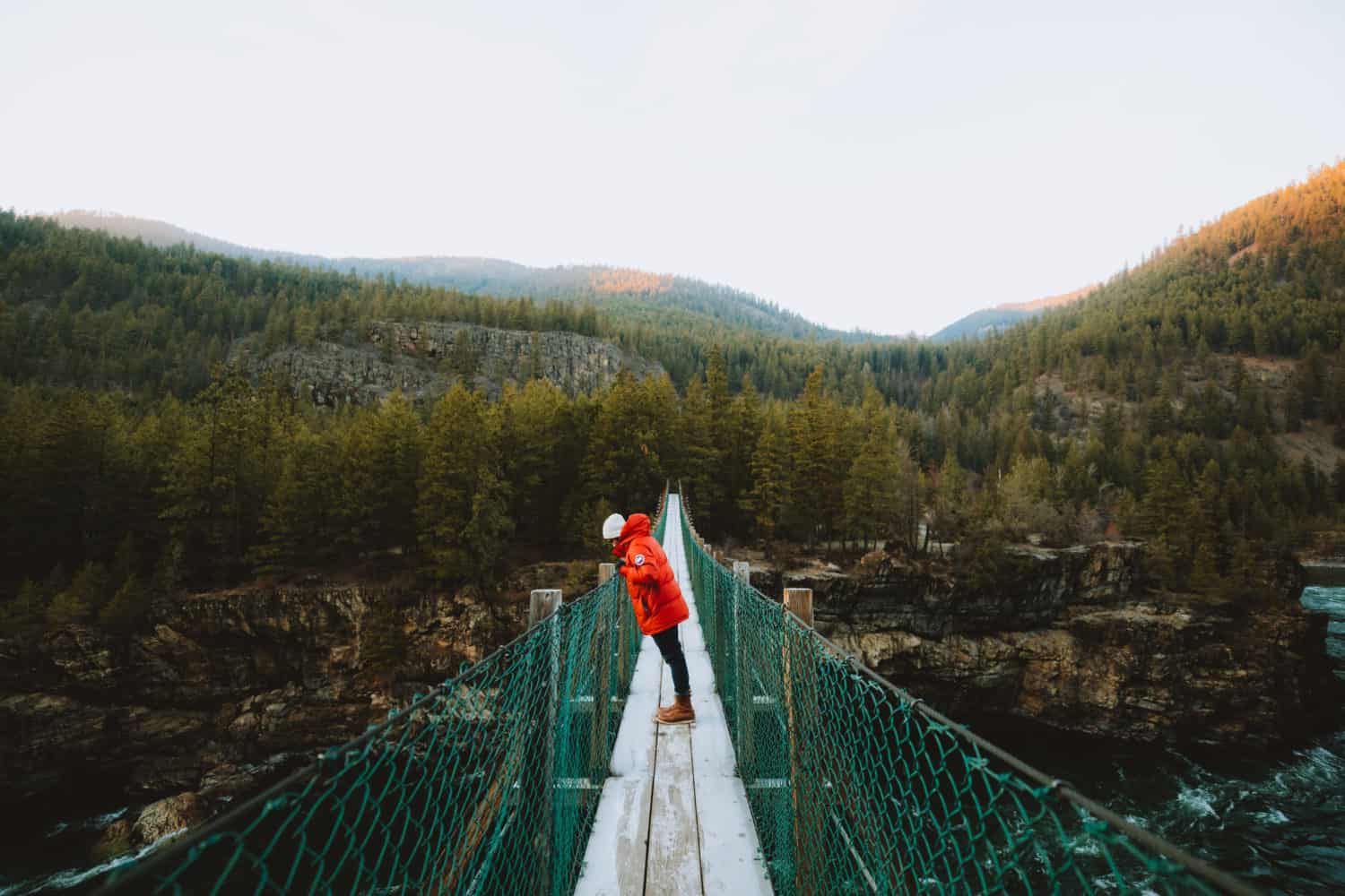 Things To Do In The Pacific Northwest - (Montana State)