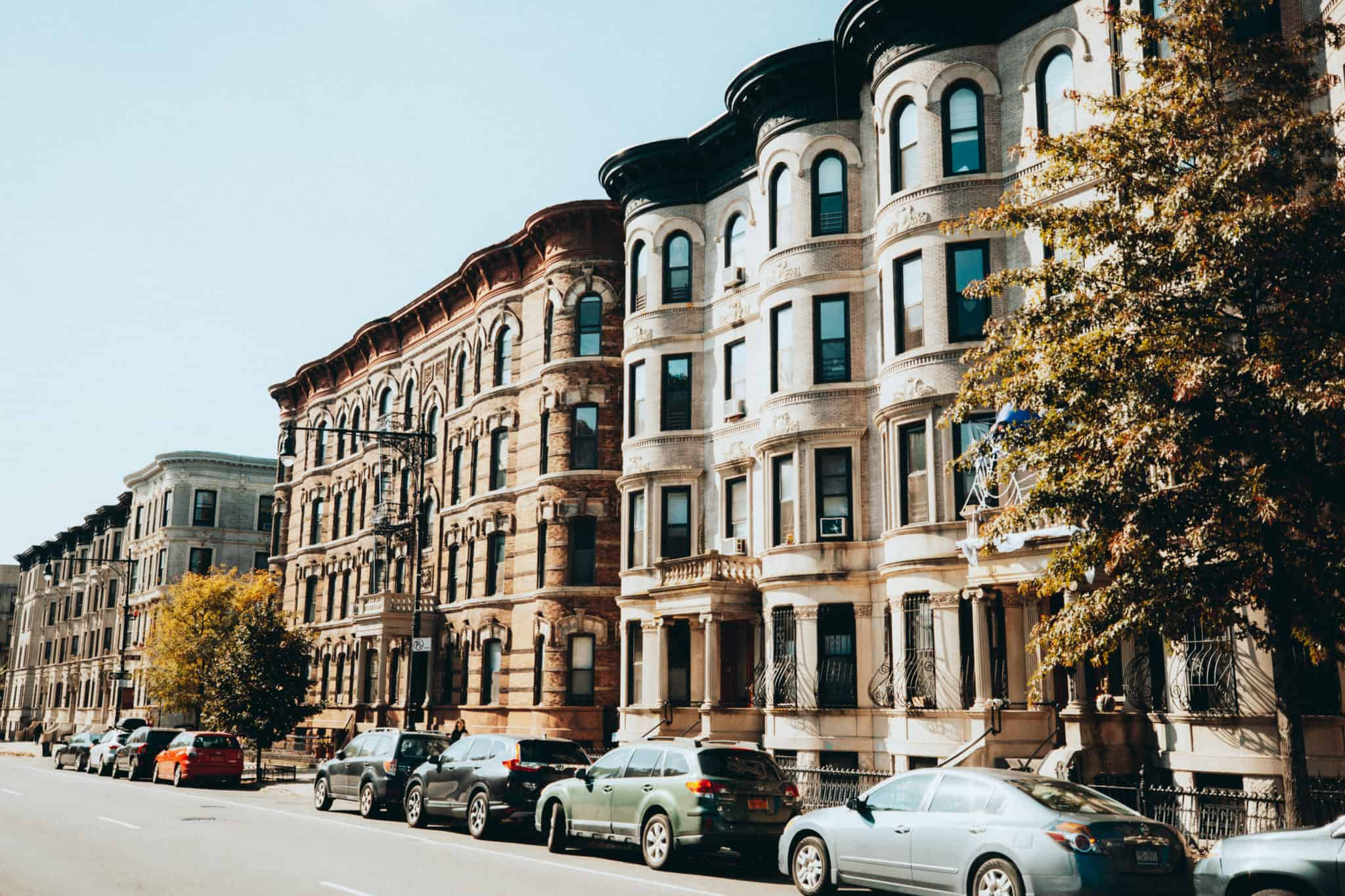 Brooklyn Brownstone Buildings - TheMandagies.com