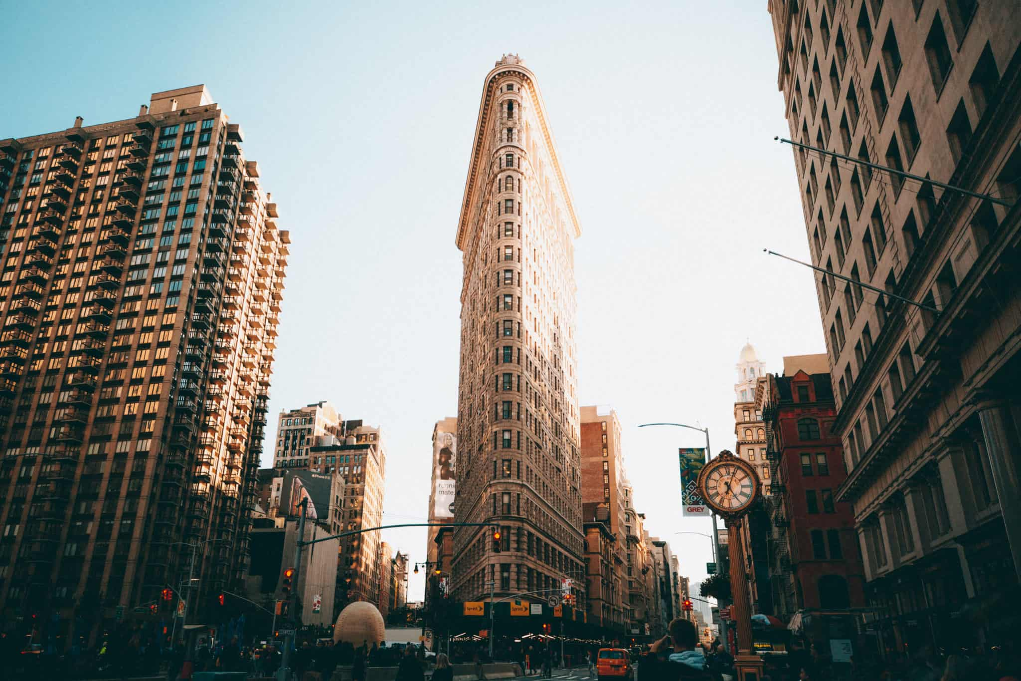 Flatiron Building - Photo Spots In NYC