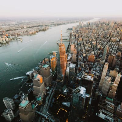 Experience A Doors Off Helicopter Flight In NYC