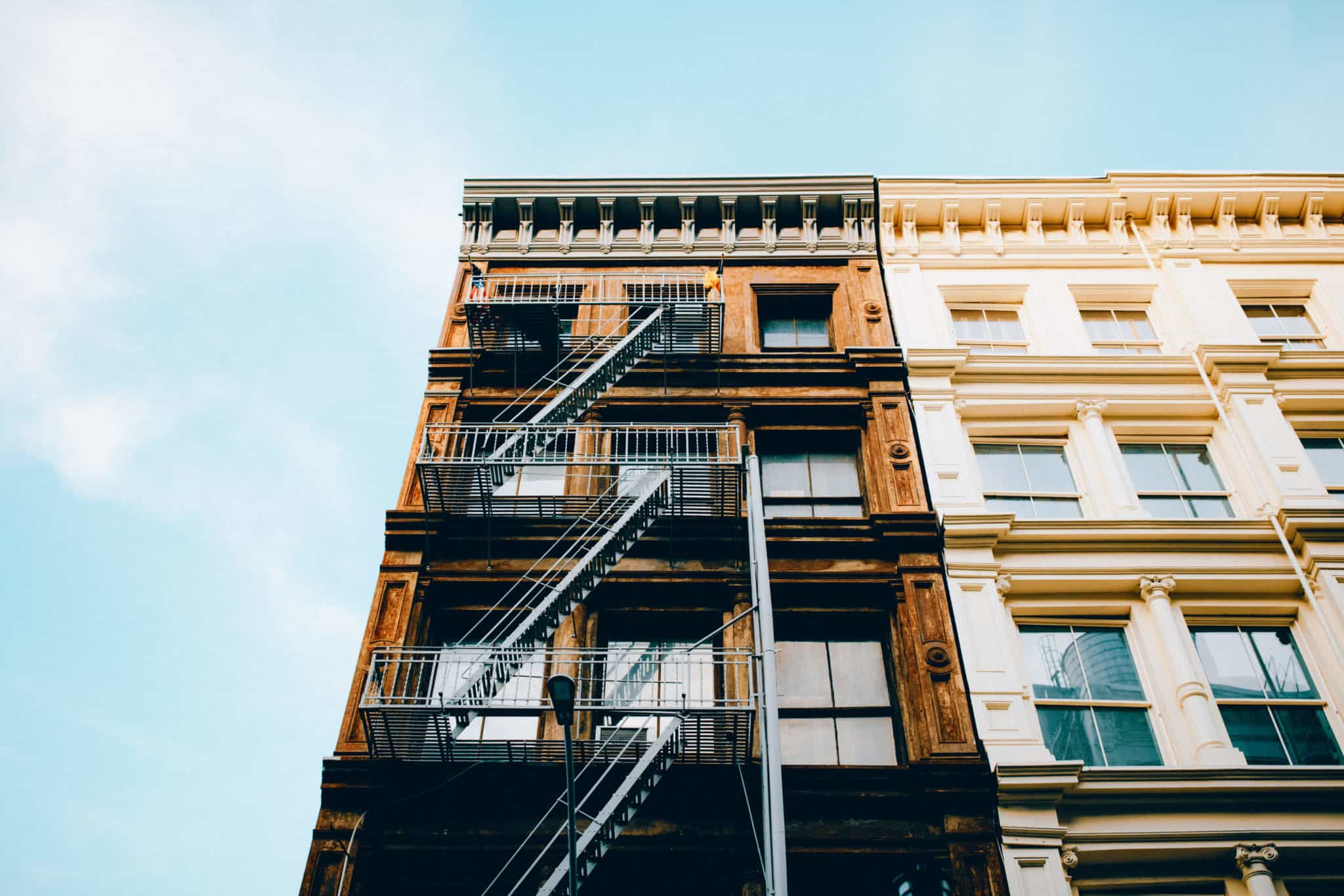 Soho Neighborhood Buildings - Instagram Spots In NYC