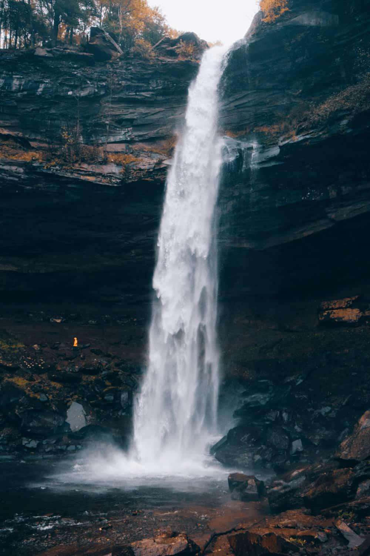 Kaaterskill Falls Upper Falls - TheMandagies.com