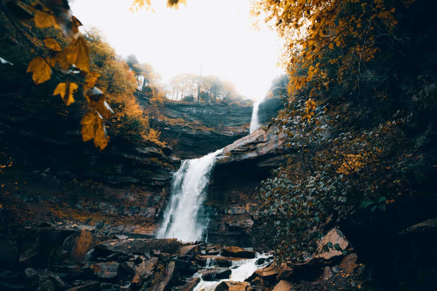 Kaaterskill Falls - Upstate New York Weekend Itinerary