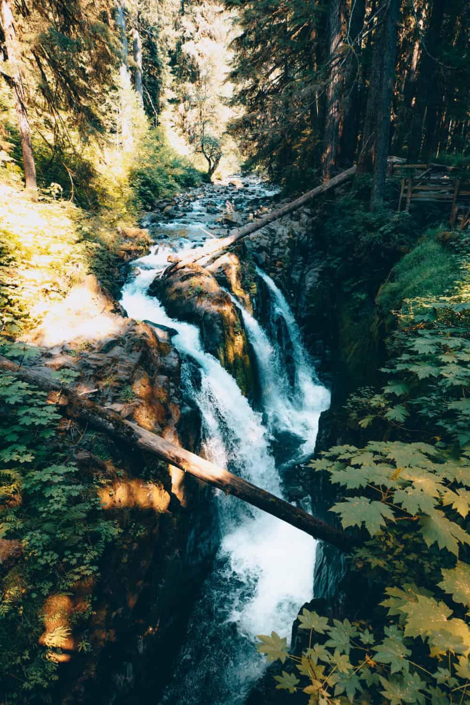 Olympic Peninsula Road Trip - Sol Duc Falls