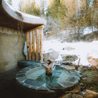 A Magical Escape To The Springs In Idaho City (Dreamy Hot Springs Alert!)