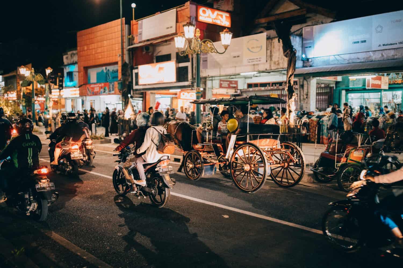 Malioboro Street, 3-Days In Yogyakarta, Indonesia - TheMandagies.com