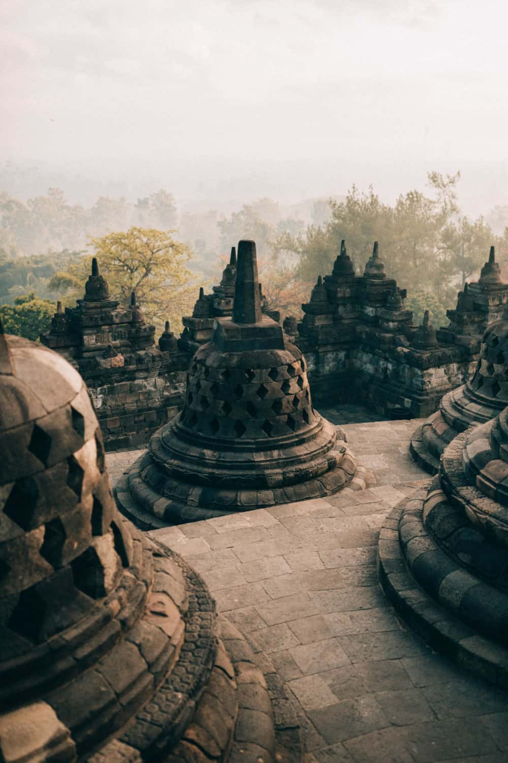 Borobudur Temple - Things to do in Yogyakarta, Indonesia - TheMandagies.com