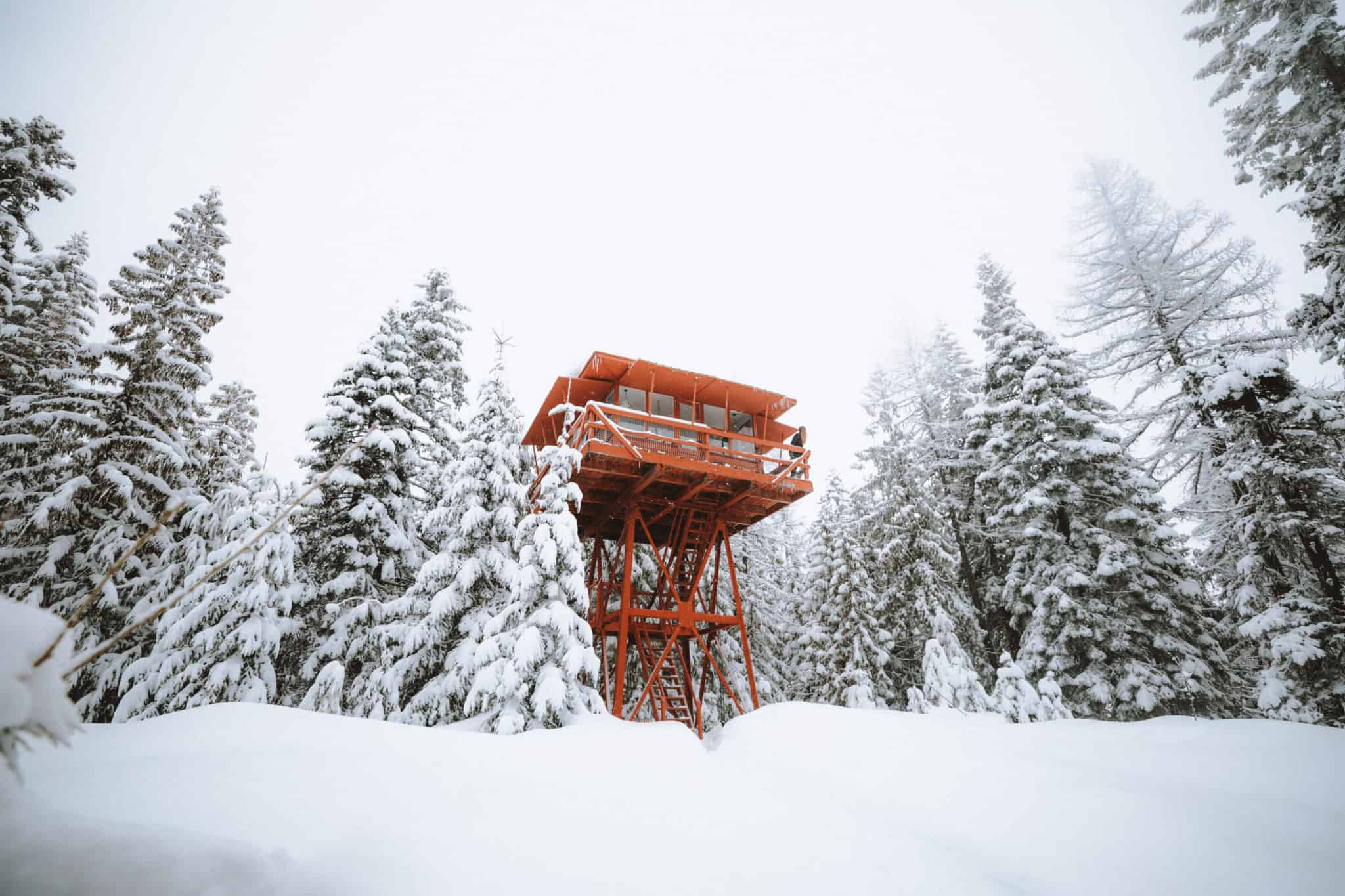 Crystal Peak Lookout: Your Epic Stay In An Idaho Fire Lookout