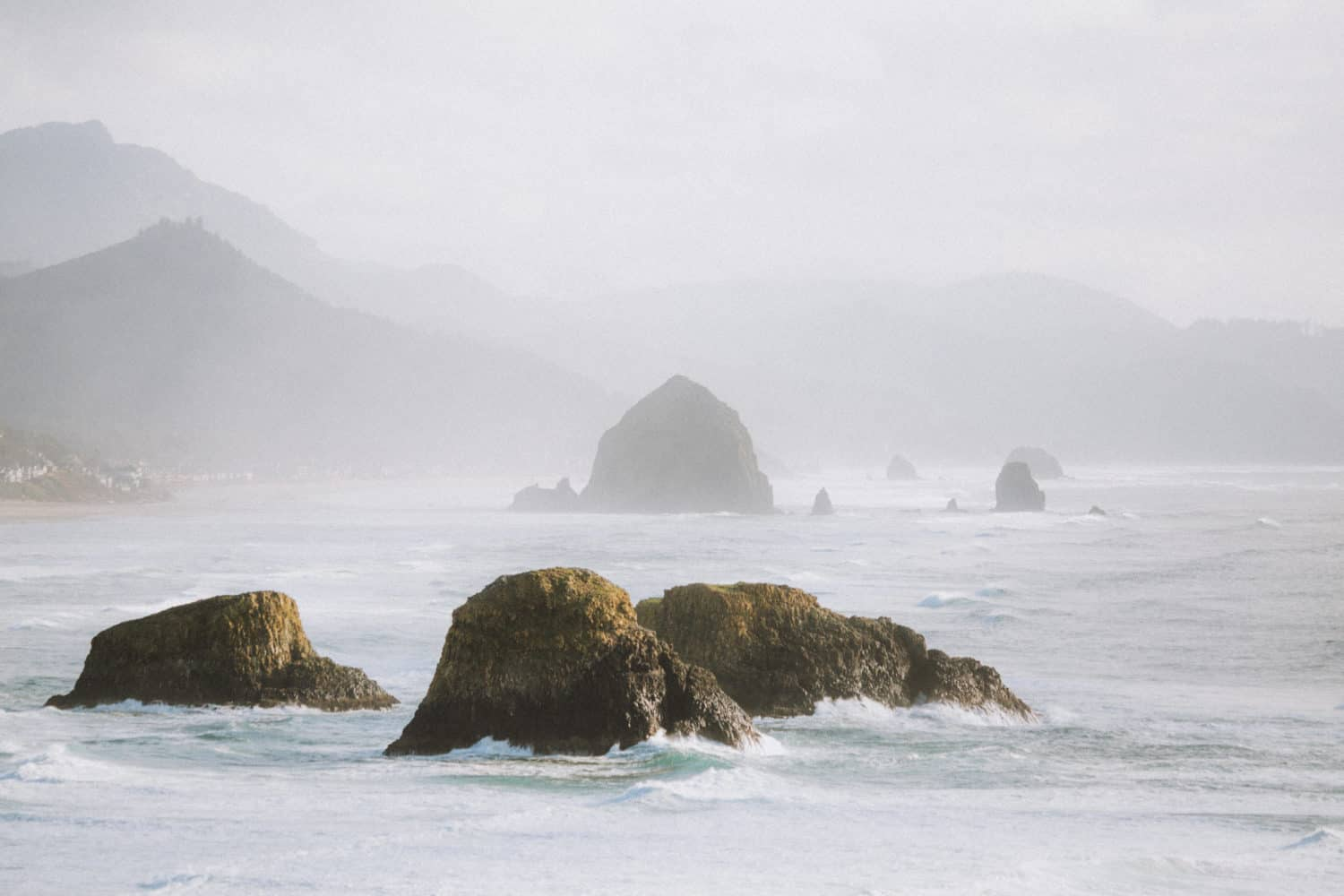 Oregon Coast Photography Locations - Ecola State Park