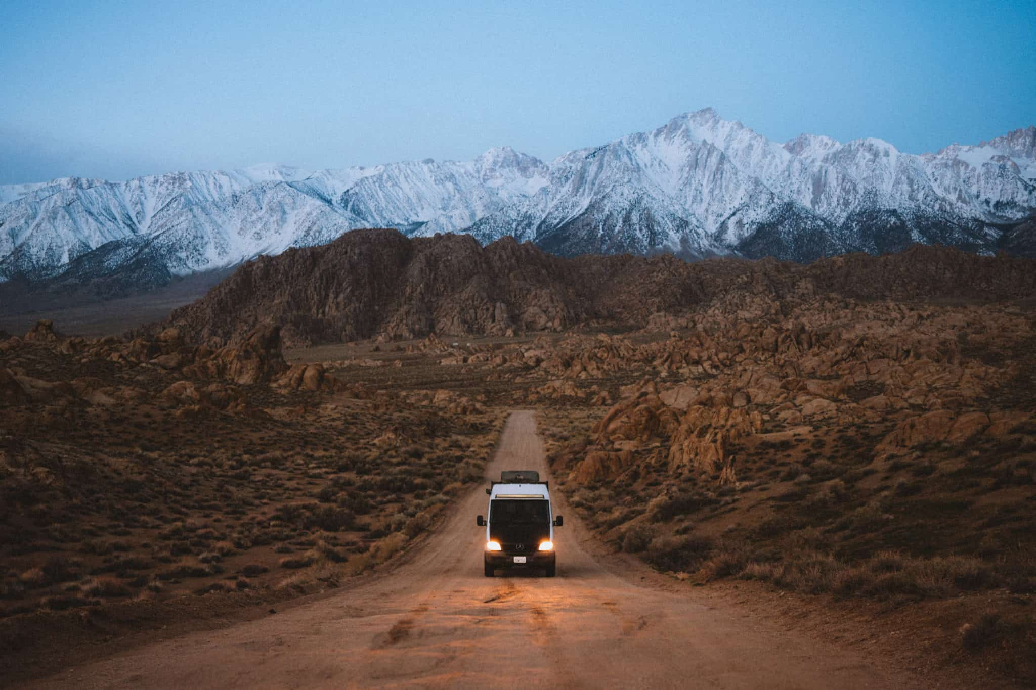 How To Reach The Insta-Famous Alabama Hills Movie Road For Your Next Desert Photo-Op