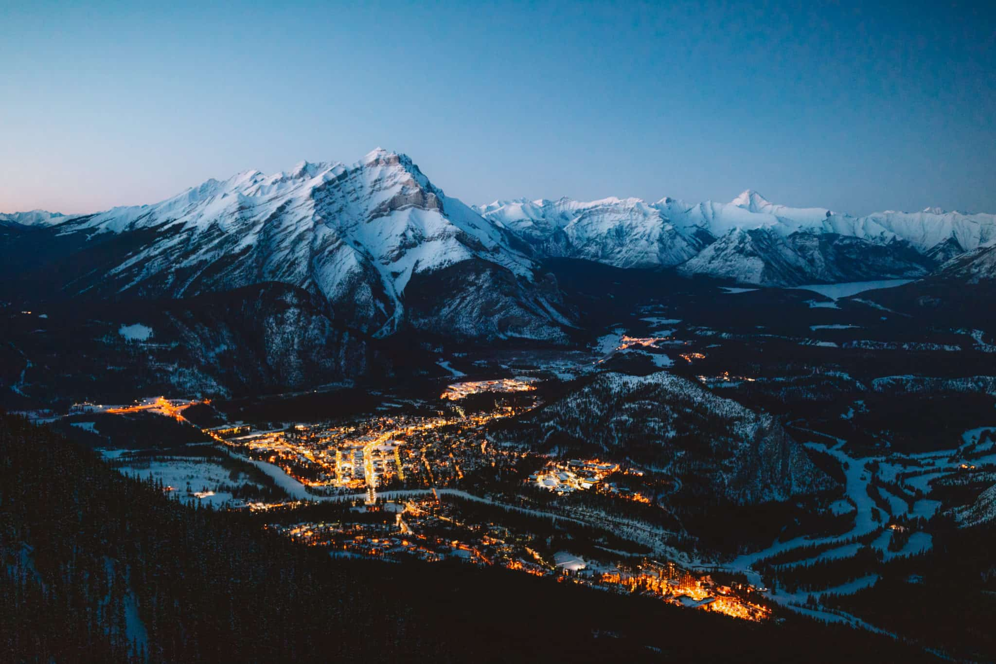 20 Bucket List Worthy Things To Do In Banff In Winter