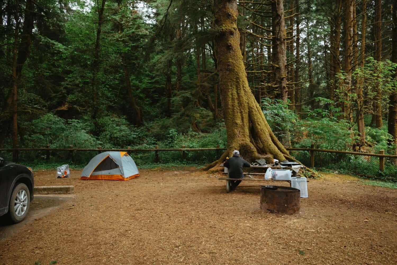 Beverly Beach Campground