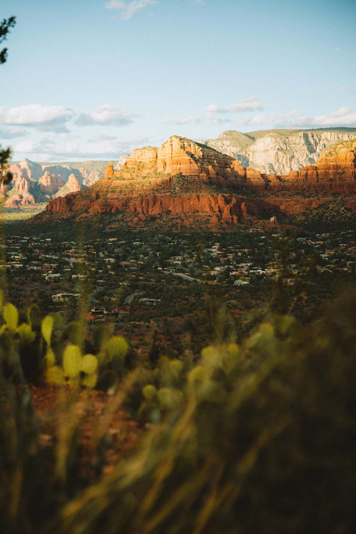 Landscape View of Sedona, Shot With Canon EOS R