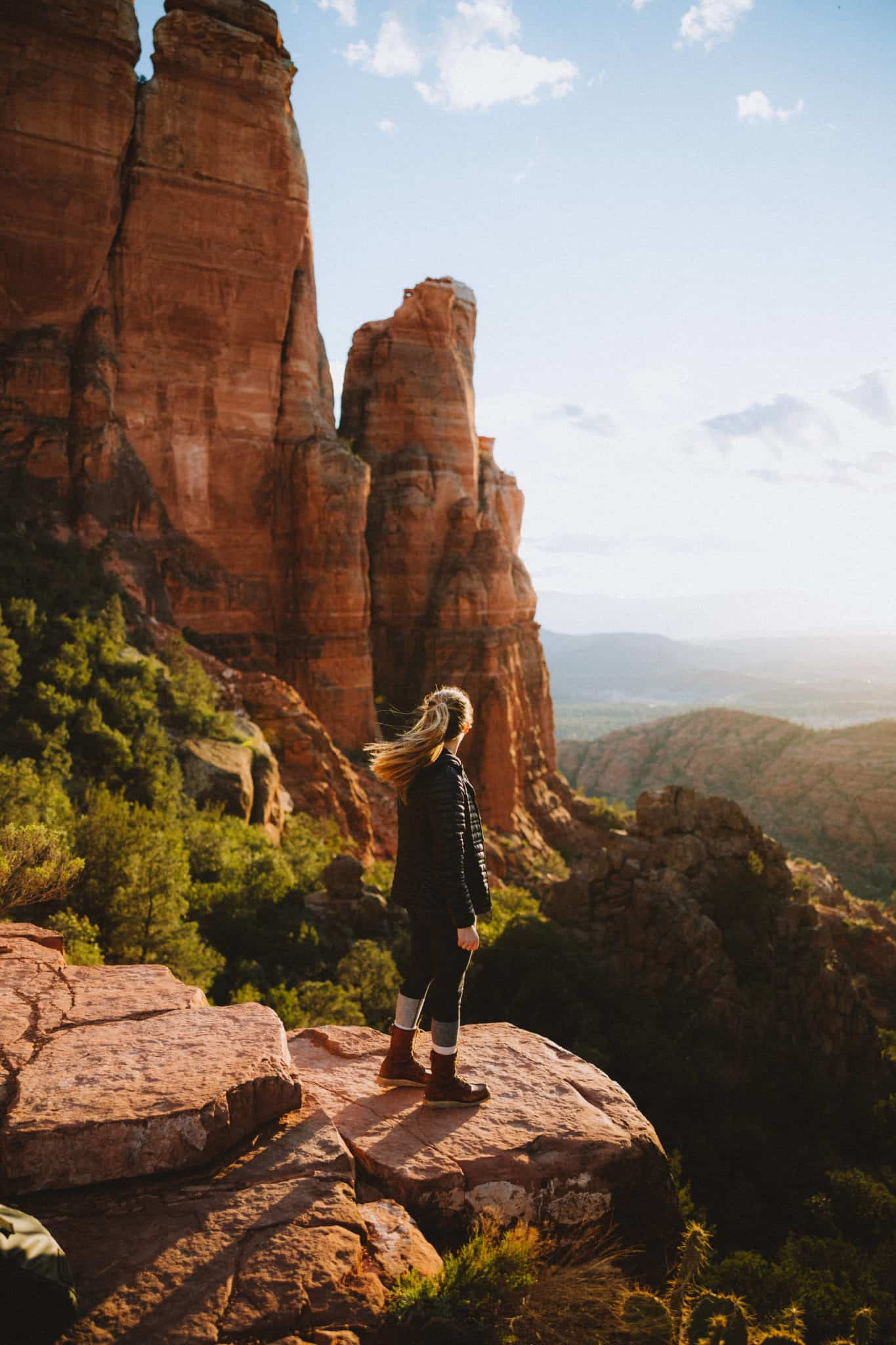 Hike Cathedral Rock Trail In Sedona During Sunset To Kick Off This Epic Outdoor Season