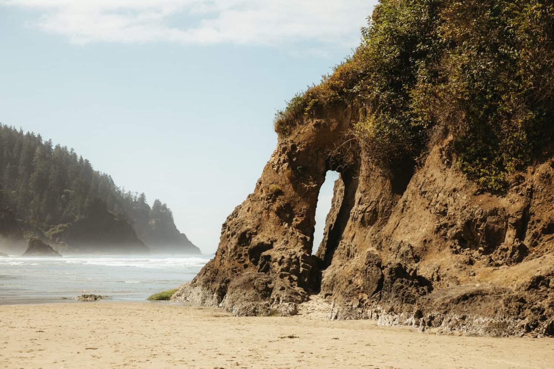 Neskowin Beach - Oregon Coast