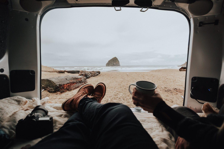 Oregon Coast Itinerary - Cape Kiwanda