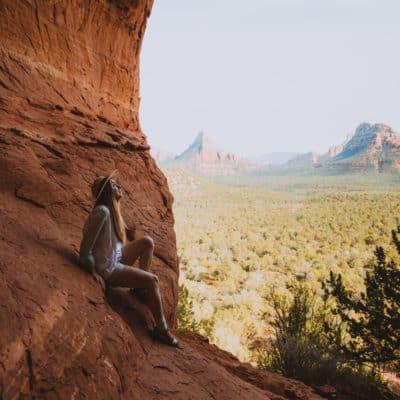 Hike To The Birthing Cave In Sedona, Arizona – A Secret Gem Hidden In The Desert