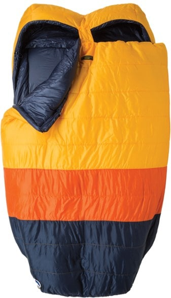 Big Agnes Double Sleeping Bag - Camping For Couples