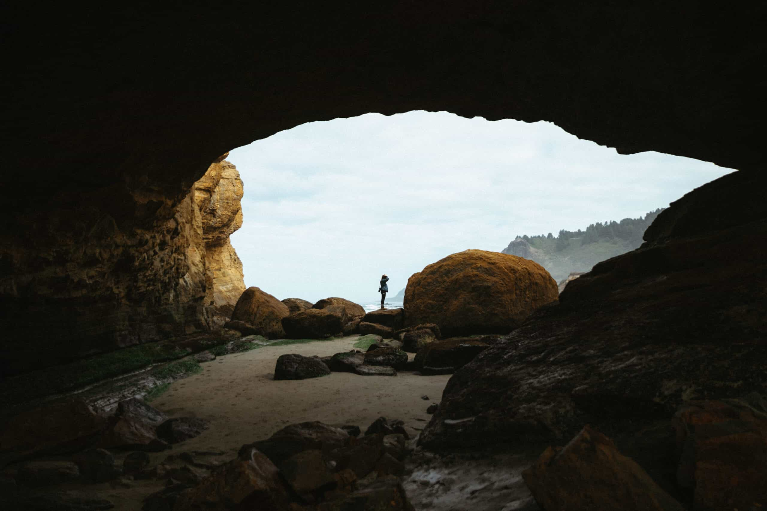The Ultimate Guide to Devil's Punchbowl State Park on the Oregon Coast