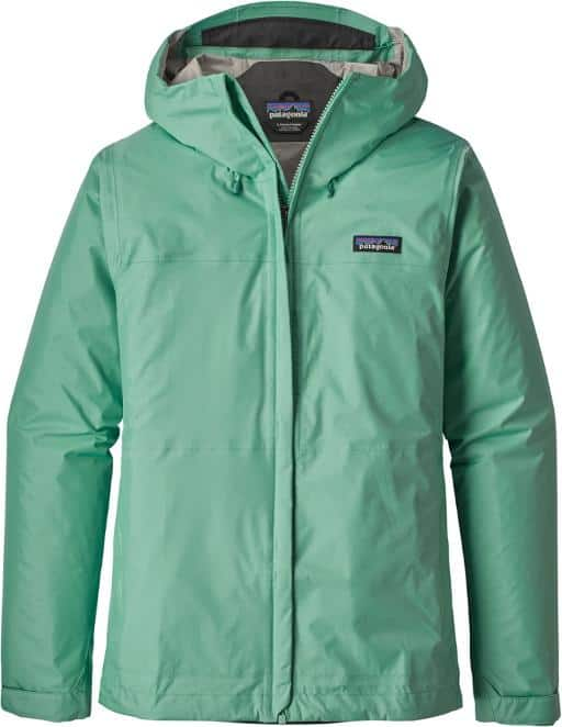 Patagonia Torrentshell Rain Jacket, wedding gifts for outdoorsy couple