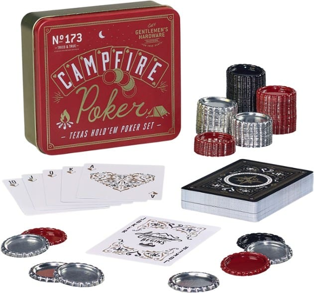 Campfire Poker Set, wedding gifts for outdoorsy couple