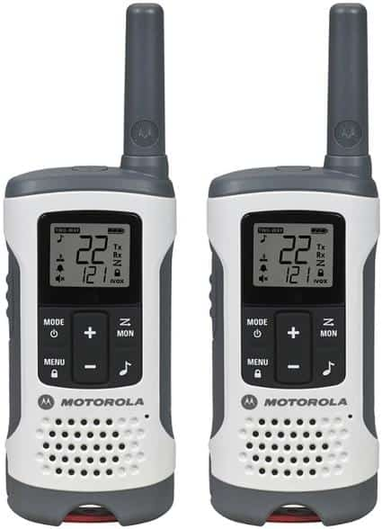 two-way radios, wedding gifts for outdoorsy couple