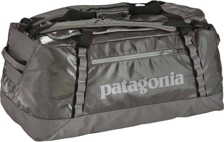 Patagonia Black Hole duffel, wedding gifts for outdoorsy couple