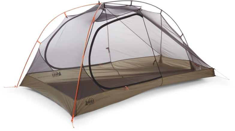 REI Co-op quarter dome tent, wedding gifts for outdoorsy couple