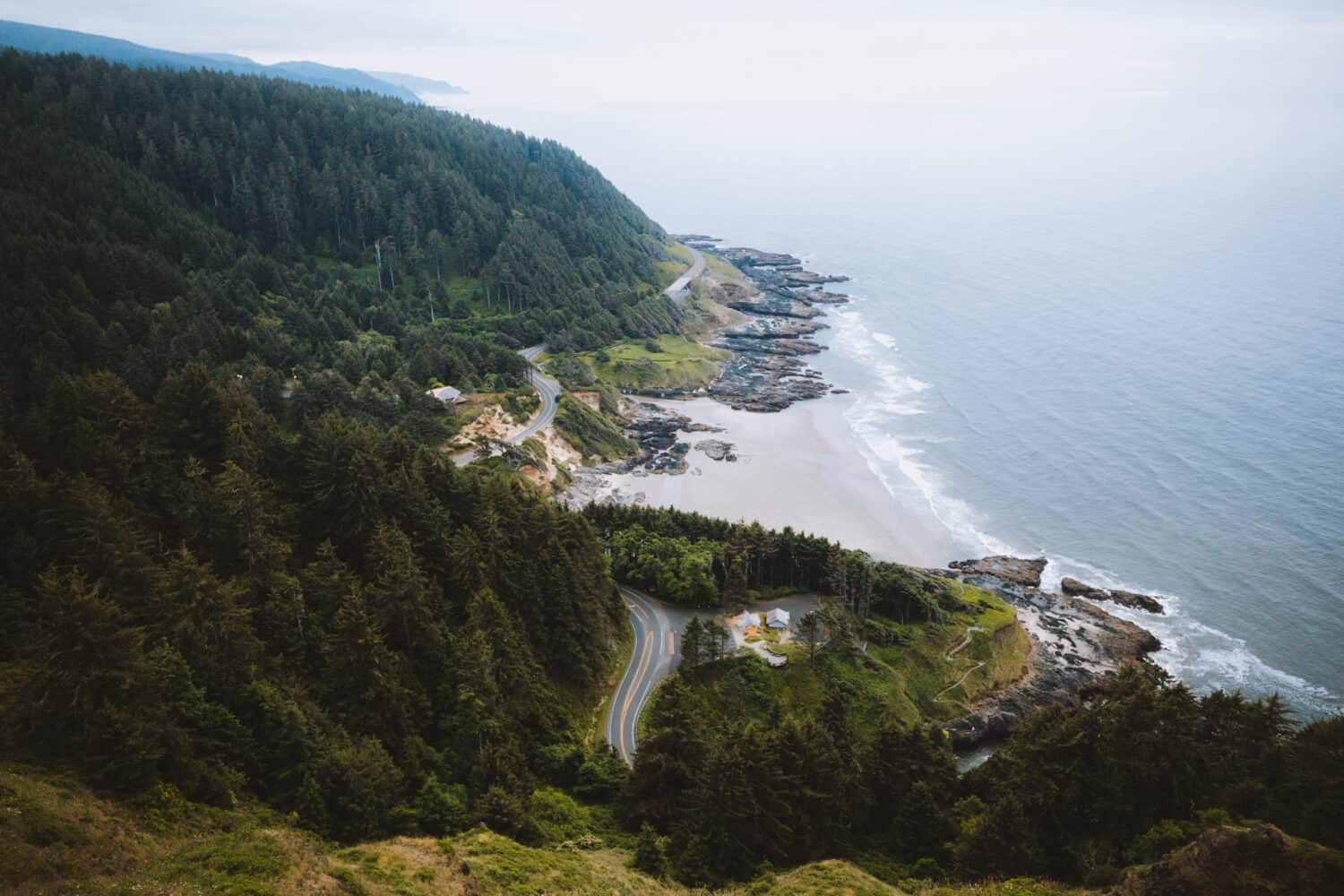 Cape Perpetua - Most Beautiful Places In Oregon