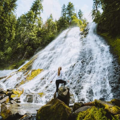 Your Best Route To Diamond Creek Falls Hike (See The Most Beautiful Waterfall In Oregon!)