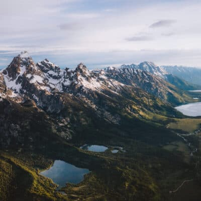 See Wyoming From Above With Fly Jackson Hole