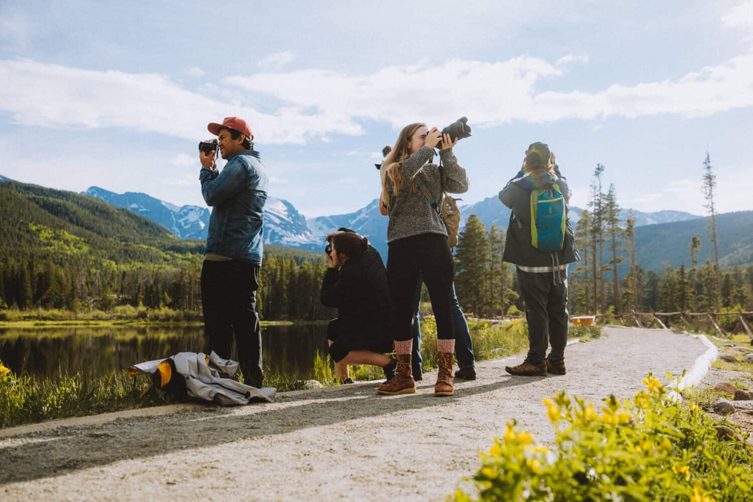 Photographers on a Rocky Mountain Road Trip - TheMandagies.com