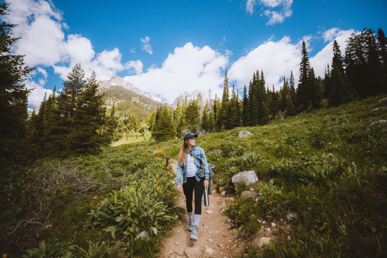 Emily Mandagie, Northwest Vacation Ideas - Grand Teton National Park