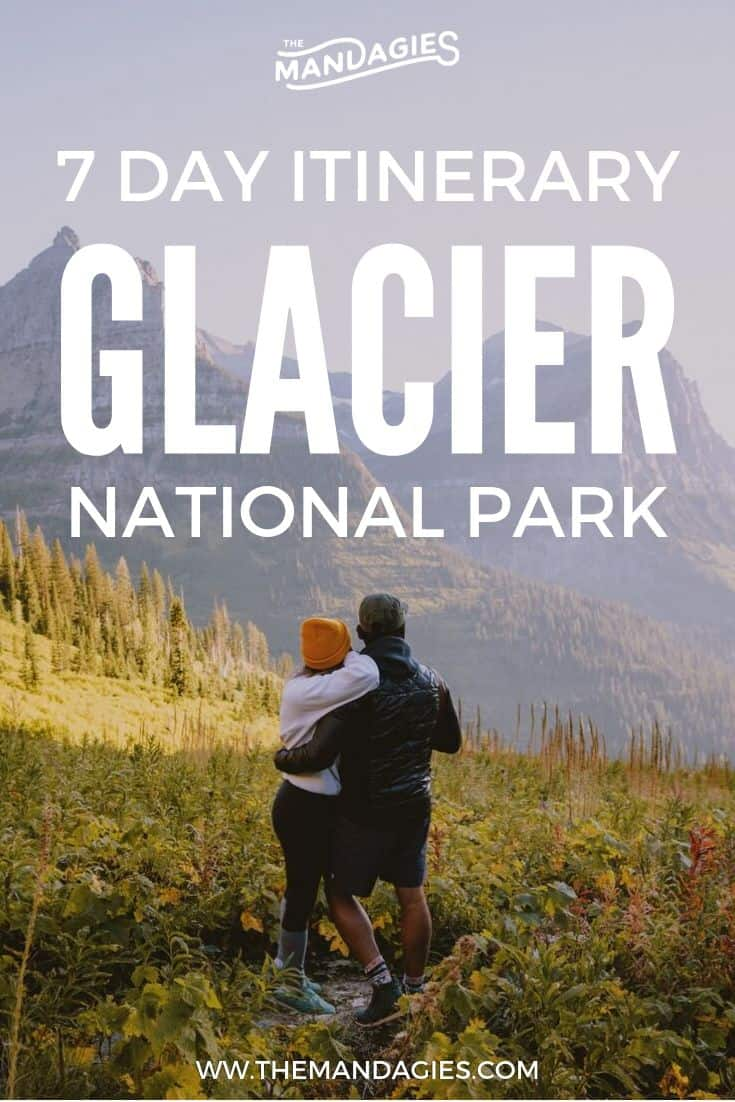 READ THIS for the ultimate Glacier National Park Itinerary! What to Do in Glacier National Park, Montana Travel Guide - USA, Includes Best Glacier Hikes, Photography spots and camping! #montana #glaciernps #glaciernationalpark #nationalpark #camping #sunrise #adventure #westernUSA #photography #hiking #mountains #USA