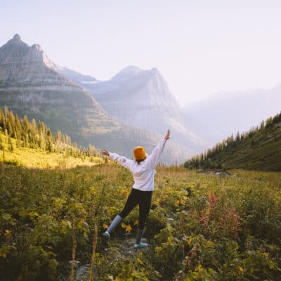 All the Best Stops On Going-To-The-Sun Road: Glacier National Park