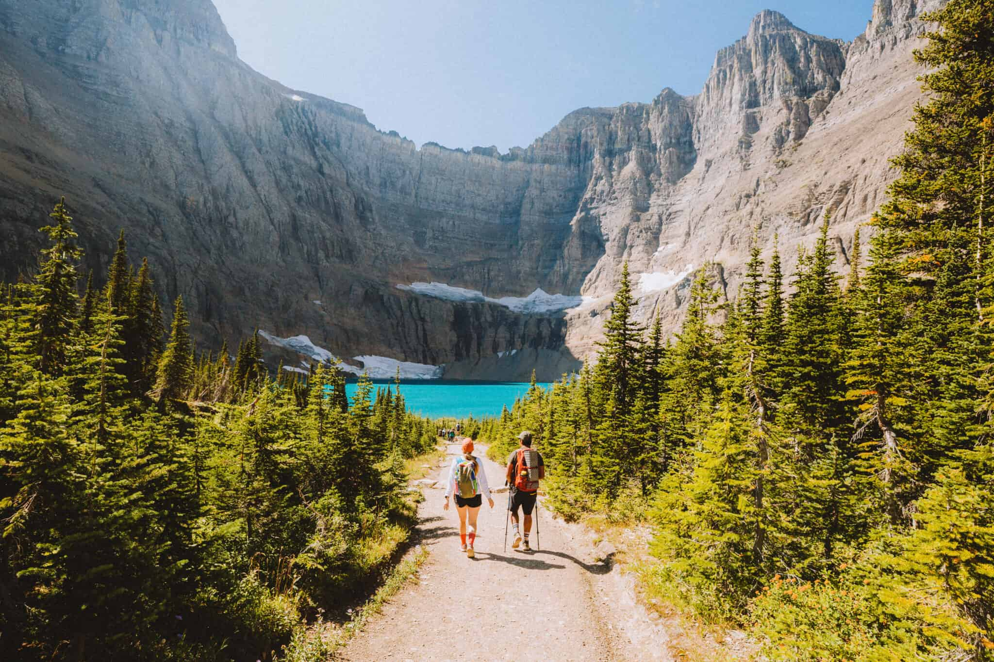 Iceberg Lake Trail: Glacier National Park - The Mandagies