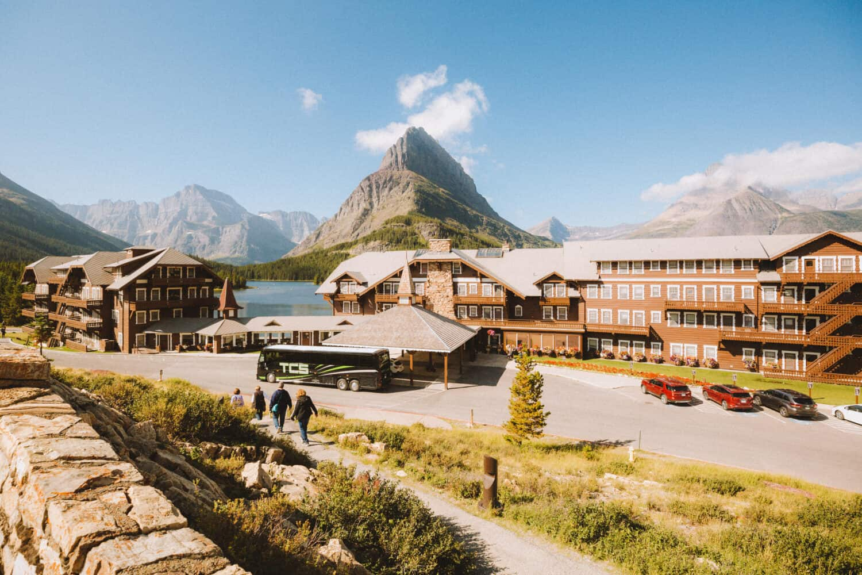 Many Glacier Hotel: Lodging in Glacier National Park