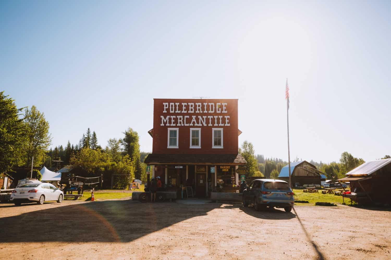 Polebridge Mercantile Store