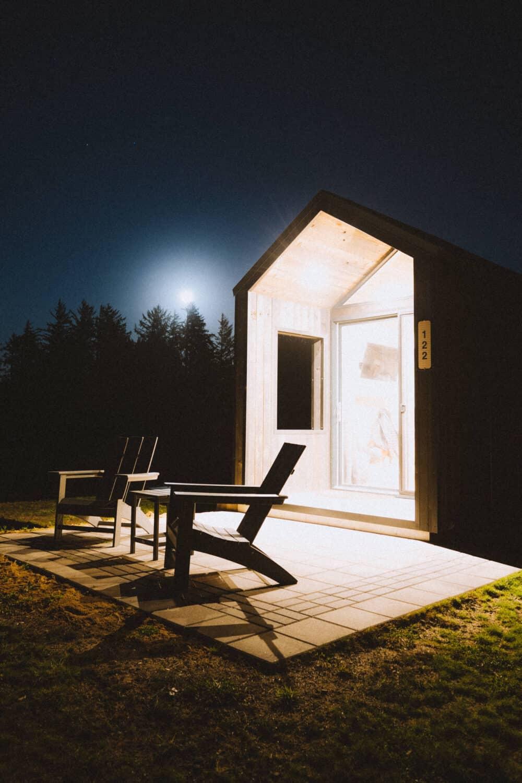 Bay Point Landing Kamp Haus Cabin - TheMandagies.com
