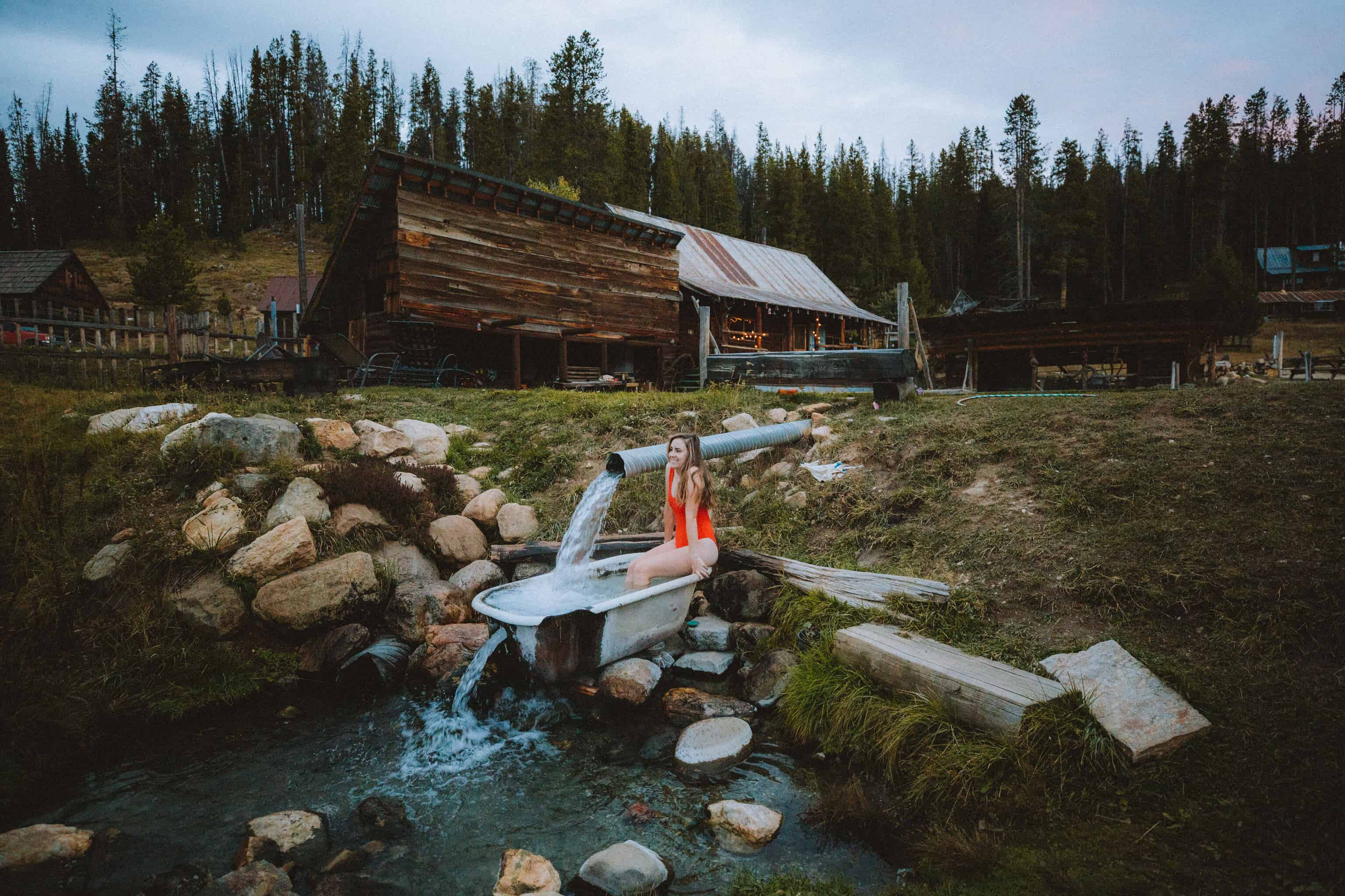 Burgdorf Hot Springs: Everything You Need To Know About This Backcountry Idaho Escape