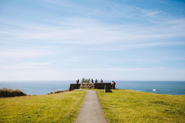 Cape Arago State Park Lookout - TheMandagies.com