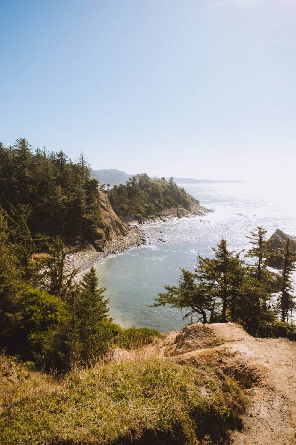 Cape Arago - Things To Do In Coos Bay Oregon - TheMandagies.com