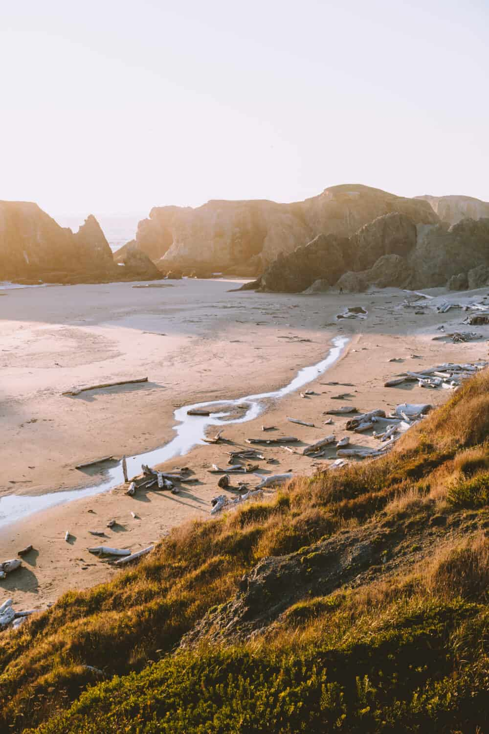 North Bandon Beach, Oregon