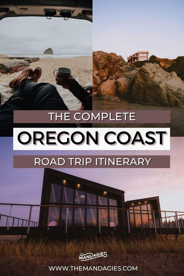 Discover all the best things to do on an Oregon Coast road trip! We're sharing an Oregon Coast bucket list to inspire your next trip down the west coast including famous stops like lake Cannon Beach, Coos Bay, Cape Kiwanda, Samuel H Boardman, and so many other great Oregon Coast road trip stops!! #astoriaoregon #oregoncoast #westcoast #cannonbeach #oregon #seaside #highway101 #roadtrip #PNW #photography #travel #pacificnorthwest
