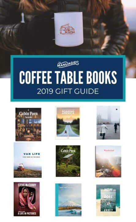 Looking for the perfect coffee table travel books? Here, we've compiled a list of iconic books to inspire wanderlust, all with your morning coffee! #travelbook #coffeetablebook #travelgifts #christmas #giftguide #books