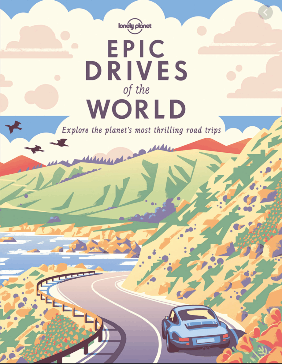 Epic Drives Of The World - Best Coffee Table Travel Books