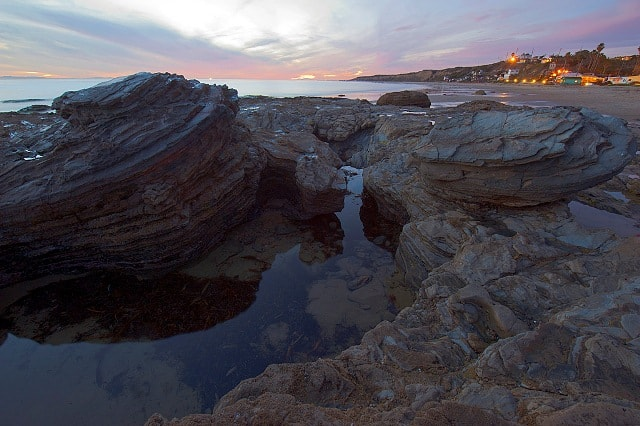Crystal Cove State Park Tide Pools